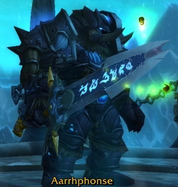 Aarrhphonse
